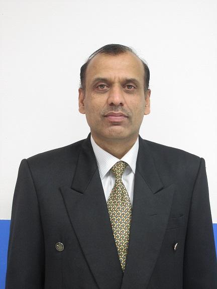 Dr. Dambar Uprety